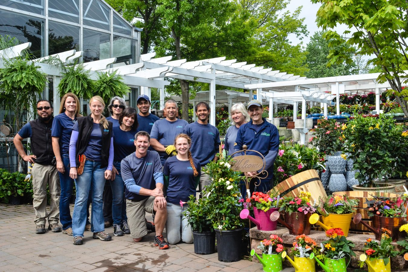 meet our friendly and helpful team of experts - Good Earth Garden Center